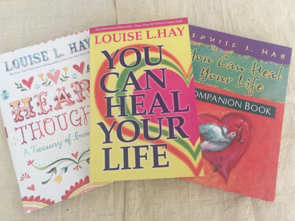 You Can Heal Your Life book for self-awareness